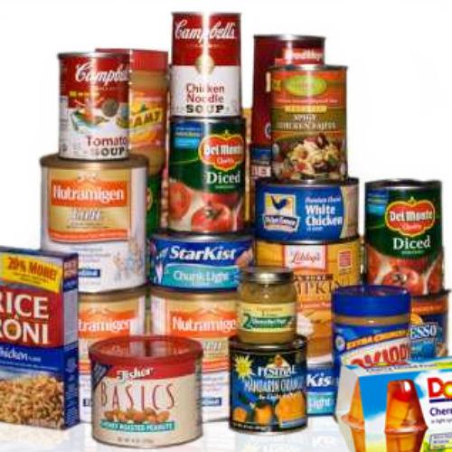 Amazon Canned Perishable Foods