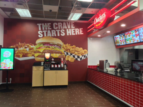 Checkers To Open Second Wilmington Location In Walmart