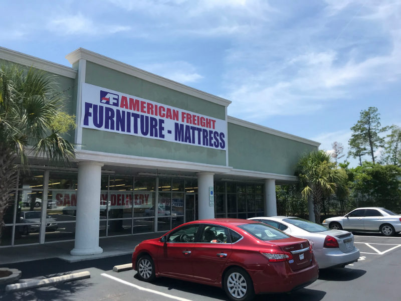 In Former Lou S Flower World Spot Furniture And Mattress Store