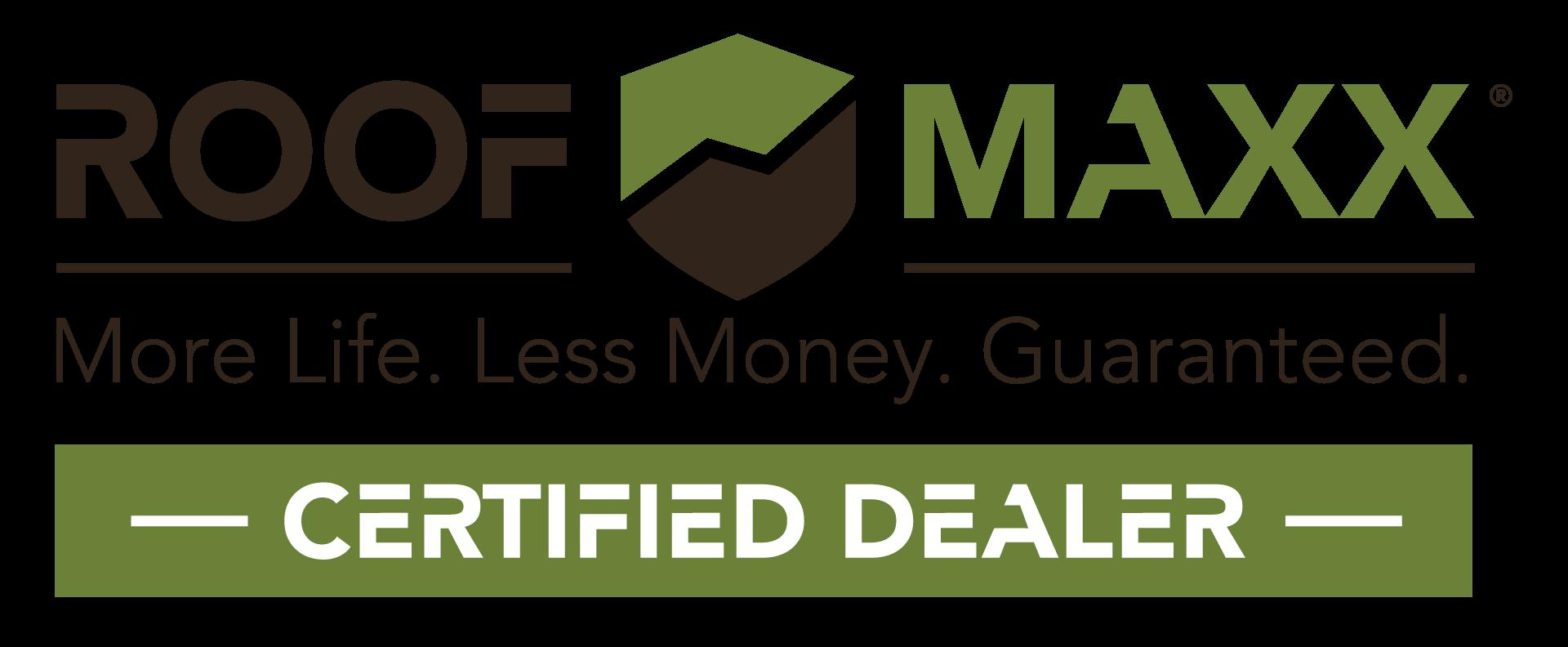 Certifiedroofmaxxdealer