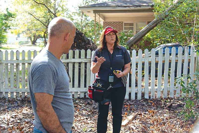 State Farm Flood Insurance >> Insurance Industry Sees A Flood Of Claims Wilmingtonbiz