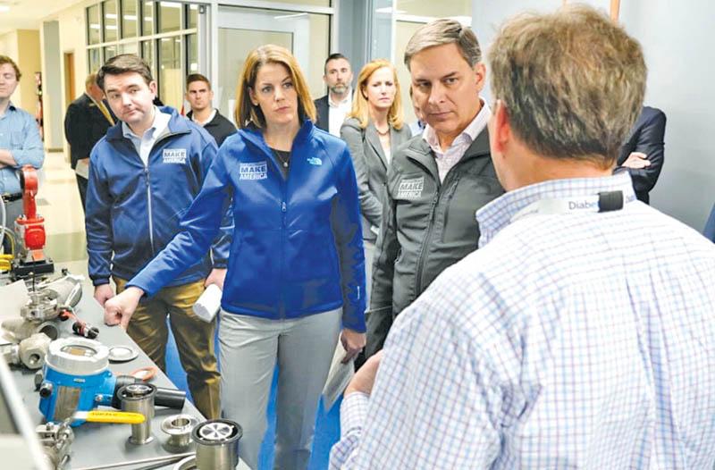 NAM leader talks manufacturing issues | WilmingtonBiz