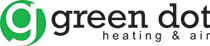 Greendotheatingandairlogo
