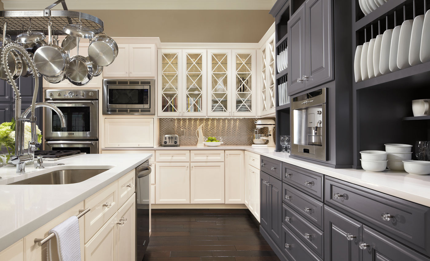 Omega Cabinet Lines Offer Quality, Flexibility by Markraft Cabinets ...