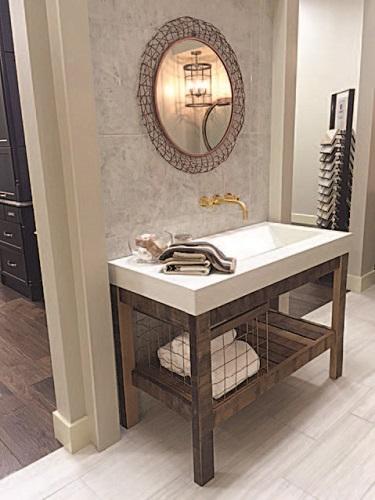 Stylish Bathroom Trends