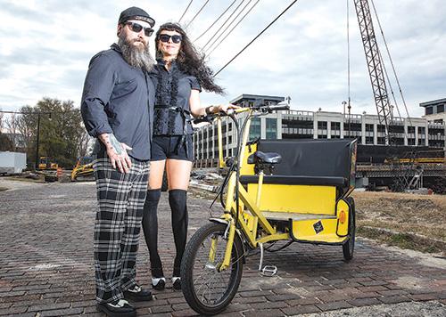Pedicab business plan